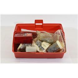 Box Lot Black Powder Accessories