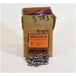 400 Pieces of 30cal 115gr Lead Projectiles