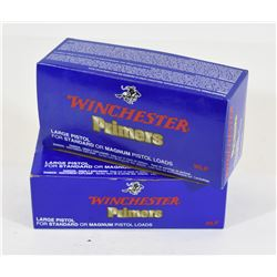 2000  Winchester WLP Large Pistol Primers