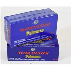 1600  Winchester WLP Large Pistol Primers