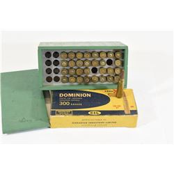 51 Rounds 300 Savage Ammunition