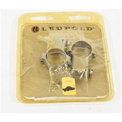 "Leupold Ruger Super High 1"" Scope Rings"