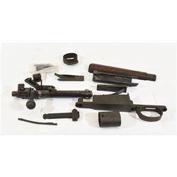 Box Lot Mauser Parts