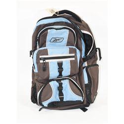 RBK Blue/Brown Backpack