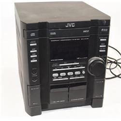 JVC Compact Component System MX-KC15