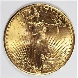 1927 $20 ST. GAUDENS GOLD