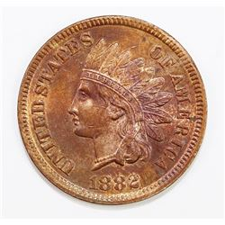 1882 INDIAN CENT