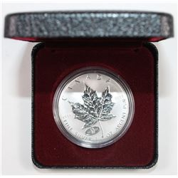 1998 REVERSE PROOF CANADA MAPLE LEAF