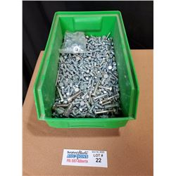 Lot of Bolts with washers and nuts