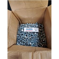 Open Box of Bolts