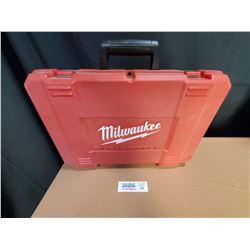 Empty Milwaukee Hard Case