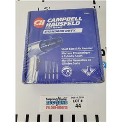 Campbell Hausfeld Air Operated Grease Gun Model TL1003 *New Factory Sealed*