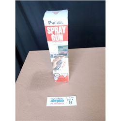Preval Spray Gun *Unused Open Box*