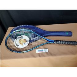 Concept Black Knight Tennis Raquet with Case *New*