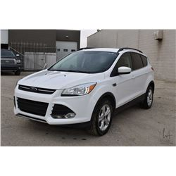 2014 Ford Escape SE4WD Cross-Over with 2.0ltr. engine, automatic transmission, back up camera, cruis