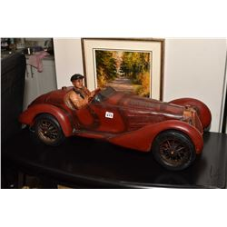 "Decor roadster with right seated driver, 29"" in length"