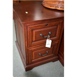 Two drawer filing cabinet to match lot 465