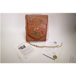 """Authentic movie prop from 1998 """"The Mighty"""" including Freak's ( Kieran Culkin) book containing hand"""
