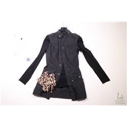 Authentic movie prop from Final Destination 3 movie, Erin's ( Alexz Johnson's) funeral outfit includ