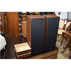 Pair of Celestion DL 12 speakers