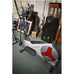Pro-form elliptical- not no power cord