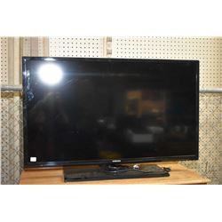 Samsung model UN39EH5003F flat screen television- not tested at time of cataloguing, check back for