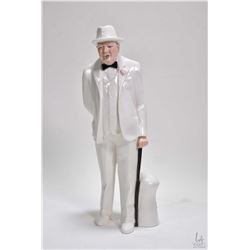 "Royal Doulton figurine Sir Winston Churchill 10 1/2"" in height, HN3057"