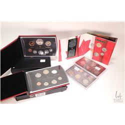 "Selection of Royal Canadian Mint collectors coins including 2011 cased proof set ""Conserving Canada'"