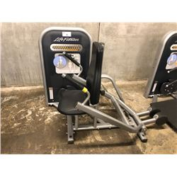 LIFE FITNESS TRICEP PRESS MACHINE