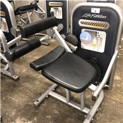 LIFE FITNESS SEATED LEG CURL MACHINE