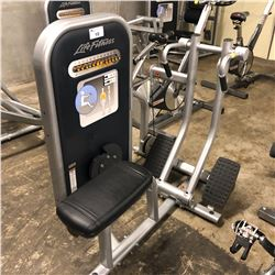 LIFE FITNESS SEATED ROW MACHINE