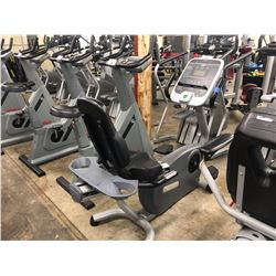PRECOR 846I RECUMBENT BIKE WITH CARDIO THEATER MEDIA CONTROLS