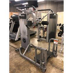 LIFE FITNESS WEIGHTED HIP & GLUTE MACHINE