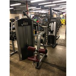 LIFE FITNESS WEIGHTED PULLDOWN MACHINE