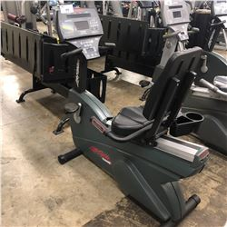 LIFE FITNESS 9500HR RECUMBENT BIKE