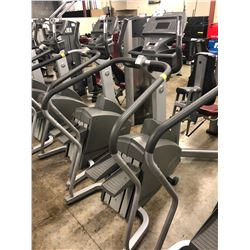 LIFE FITNESS 95SI COMMERCIAL STAIR CLIMBER/STEPPER WITH POLAR CONNECTIVITY, SELF POWER, NO POWER