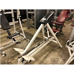 BODY MASTERS HORIZONTAL WEIGHT ROW MACHINE
