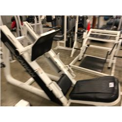 ICARIAN WEIGHTED LEG PRESS MACHINE