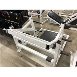 STRENGTH MASTER WEIGHTED DEAD LIFT MACHINE