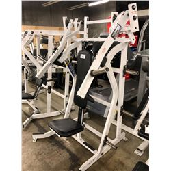 HAMMER STRENGTH ISO-LATERAL INCLINE PRESS