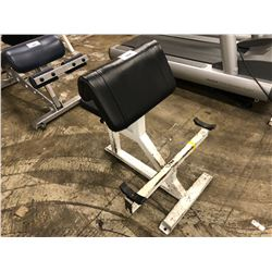 BODY WEIGHT EXERCISE BENCH