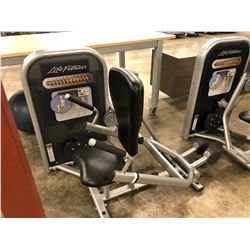 LIFE FITNESS TRICEPS PRESS MACHINE
