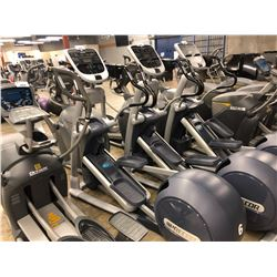 PRECOR COMMERCIAL ELLIPTICAL MACHINE WITH INTEGRATED MEDIA CONTROLS