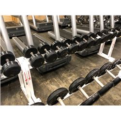 10 SPOT DUMBELL RACK