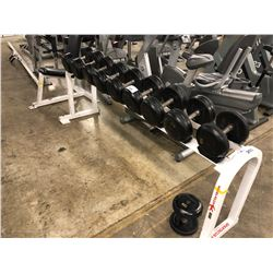 9 SPOT DUMBELL RACK