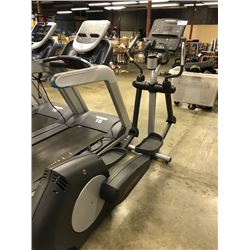 LIFE FITNESS MODEL CLSX ELLIPTICAL TRAINER