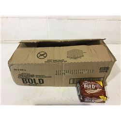 Case of Kraft Singles Bold Bacon Flavored Cheese Slices (24 x 336g)