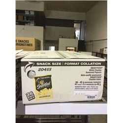 Case of Smartfood White Cheddar Popcorn (36 x 45g)
