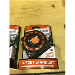 Crescent Lufkin Shockforce 33' Measuring Tape
