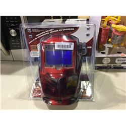 Auto Darkening 9-13 Variable Shade Welding Helmet